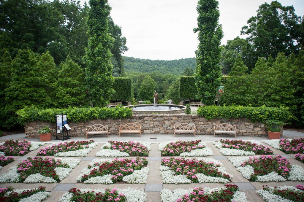 North Carolina Arboretum Gardens